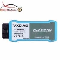 2018 New Arrival VXDIAG VCX NANO WiFi Version 5054 ODIS V3 03 For Audi VW Skoda