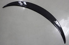 Carbon fiber spoiler wing 1pcs For Benz C class W204 2010 2011 2012 2013