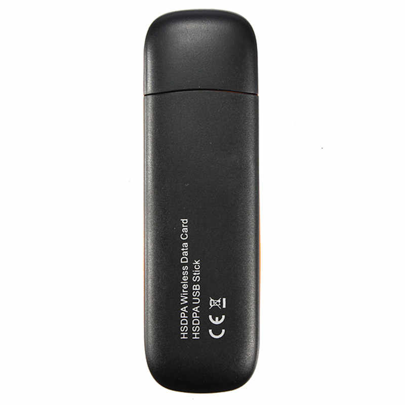 LEORY HSUPA USB STICK Universal Wireless 7.2Mbps 3G Mifi Router SIM Modem Unlocked HSDPA GSM USB Dongle Hotspot voor Laptop PC