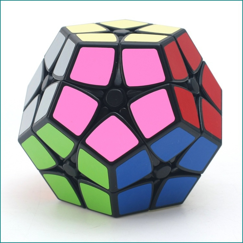 YKLWorld 2x2 Dodecahedron Magic Cube Mästare-Kilominx Cubo Magico - Spel och pussel - Foto 3