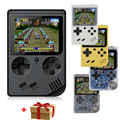 Children Retro Mini Portable Handheld Game Console Players 3.0 Inch 168 Built In Classic-FC Games Handheld Game player
