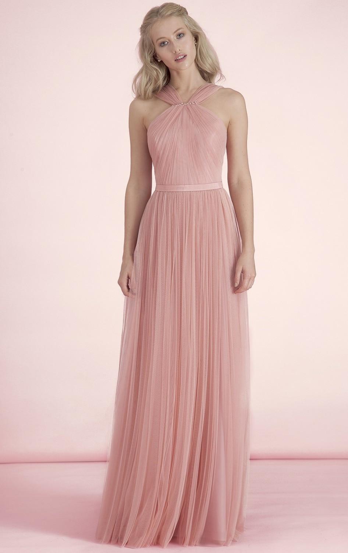 Asombroso Vestidos De Dama Corto Ideas - Colección de Vestidos de ...