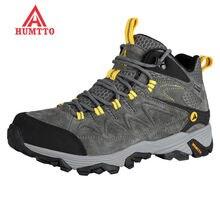 Мужская обувь из натуральной кожи для альпинизма зимние спортивные