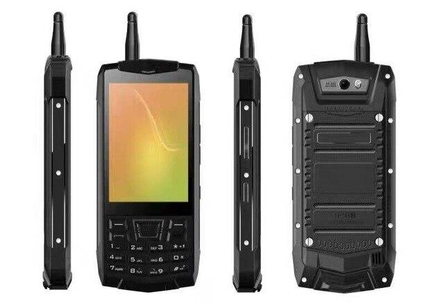 GuoPhone N2 Android 6 0 Waterproof IP68 Walkie Talkie NFC GPS MTK6580 Quad Core 3 5