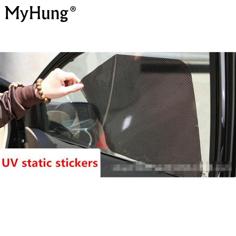 2018 car accessories uv protection side window film for Film protection uv fenetre