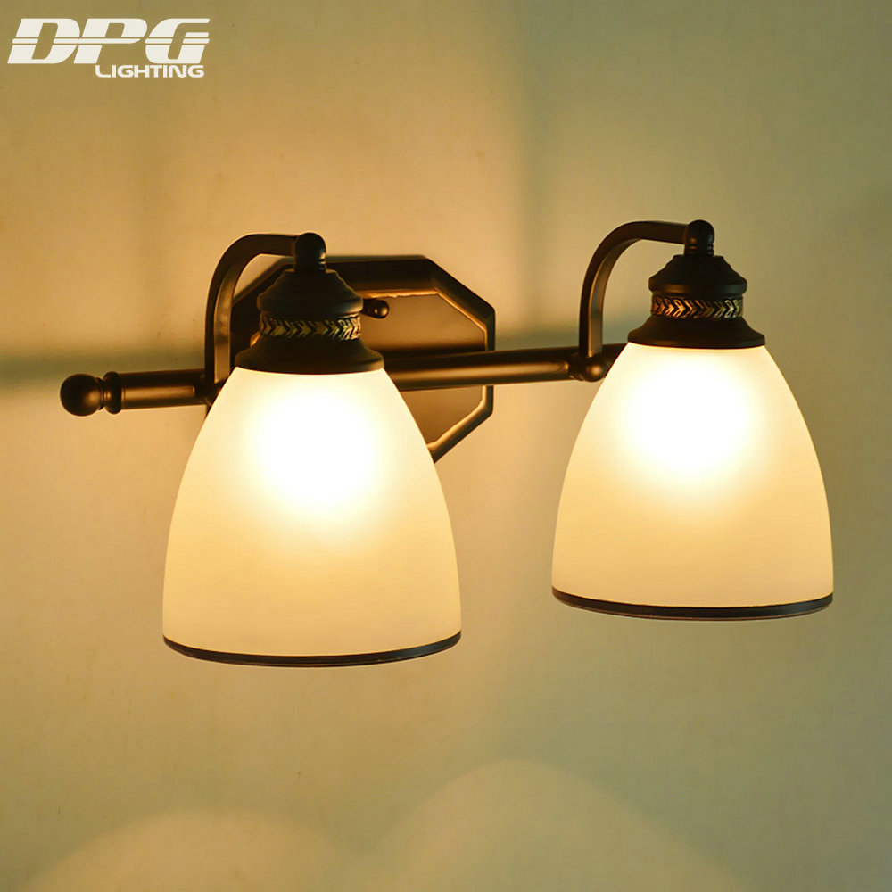 Led Modern Art decoration Iron wall lamp indoor lighting wall sconces with white shade for bedroomLed Modern Art decoration Iron wall lamp indoor lighting wall sconces with white shade for bedroom