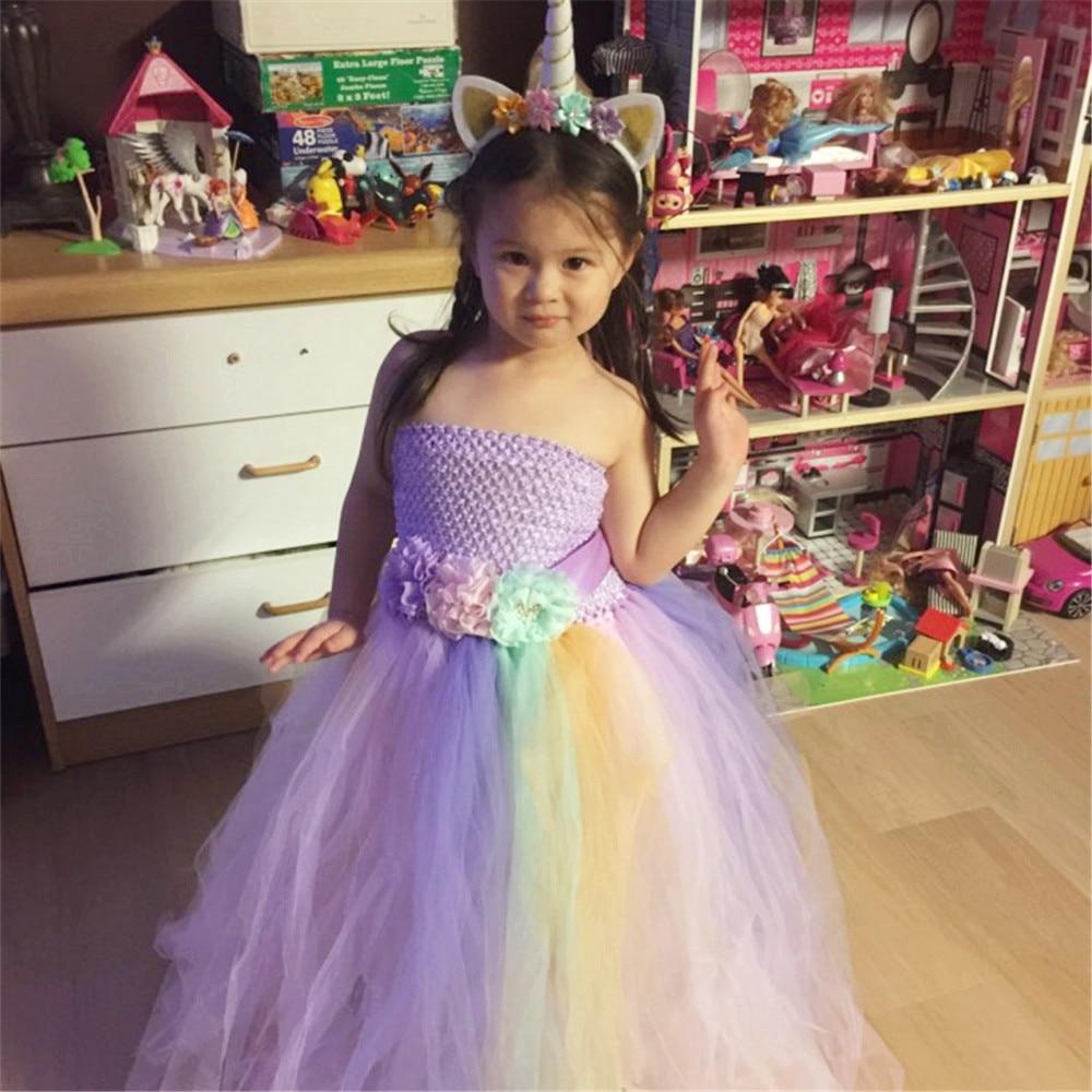 Baby Mädchen Sommer Hochzeit Tutu Kleid Elegante Rosa Mint Blumen ...