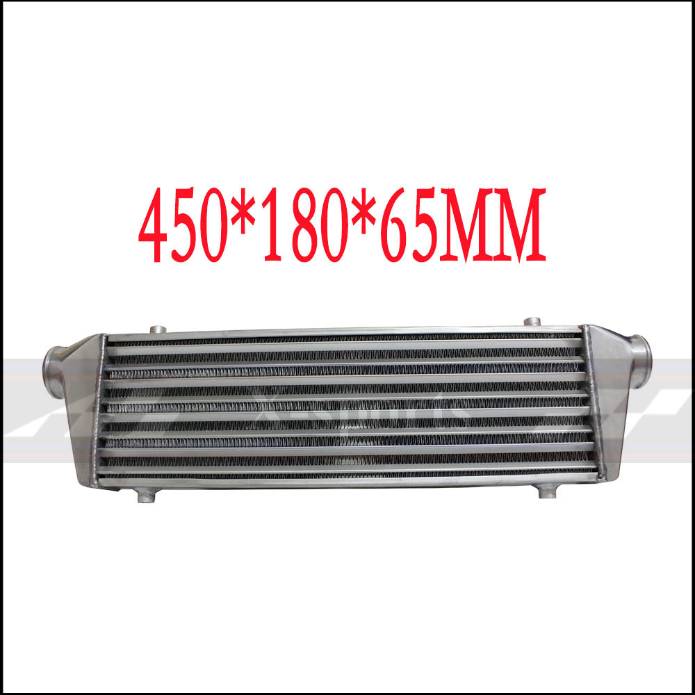 car cooling system turbo Radiators intercooler Front Mount universal High quality aluminum Core body 450*180*65 APEXIcar cooling system turbo Radiators intercooler Front Mount universal High quality aluminum Core body 450*180*65 APEXI
