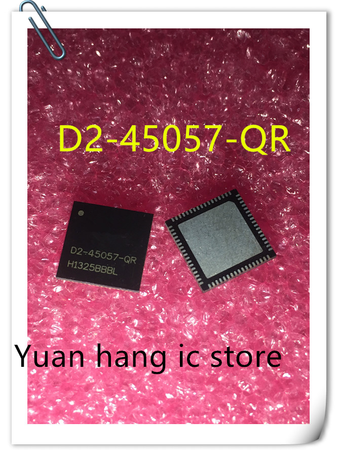 1PCS D2 45057 QR D2 45057 QR D2 45057 QR QFN68 NEW IC