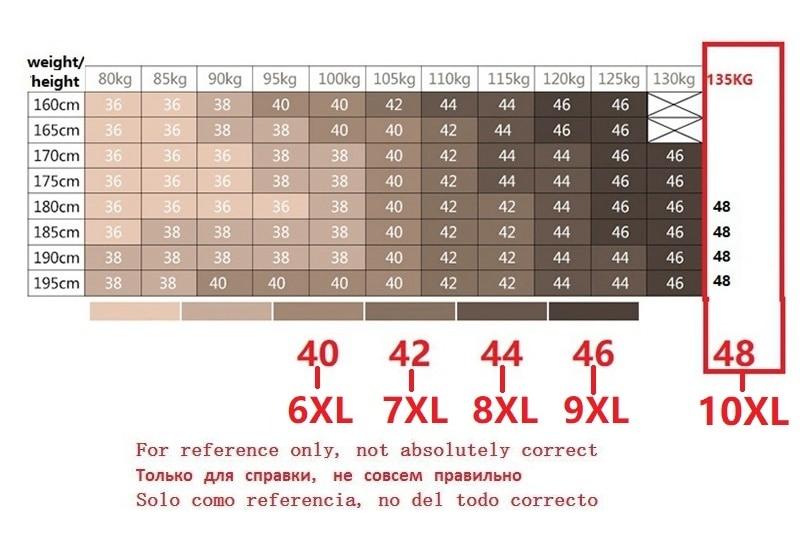 MFERLIER-summer-men-Smart-casual-pants-44-46-48-Elasticity-plus-size-big-7XL-8XL-9XL