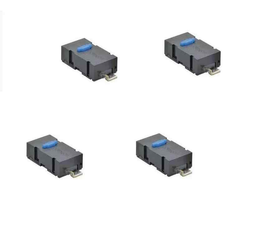647a5dbca08 4pcs/lot 100% original Omron mouse micro switch mouse button blue dot for  Anywhere