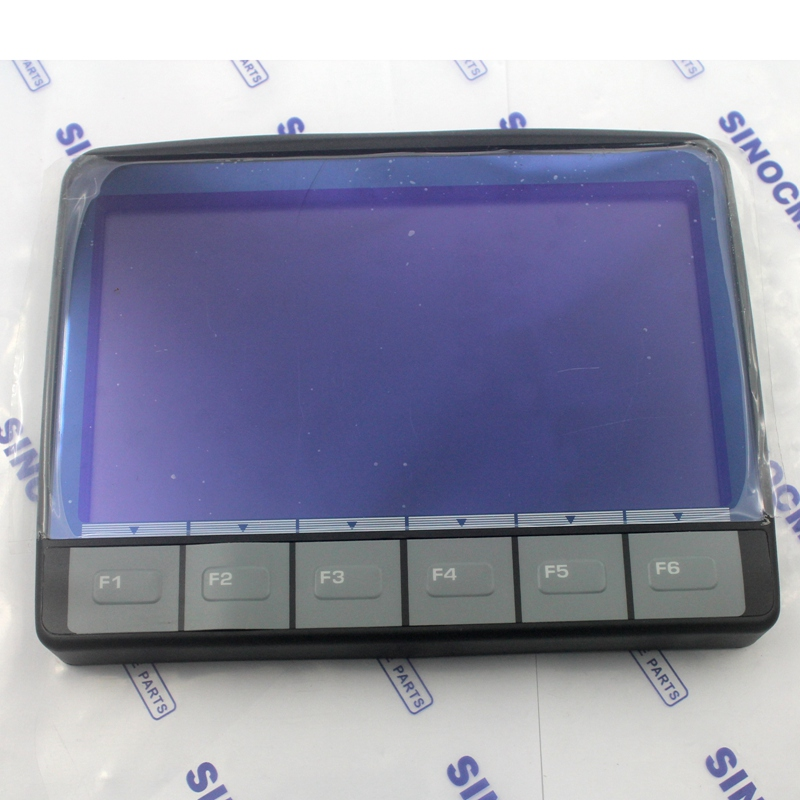 PC200-8 PC-8 Monitor Display LCD Module for Komatsu Excavator, 3 month warranty pc 8