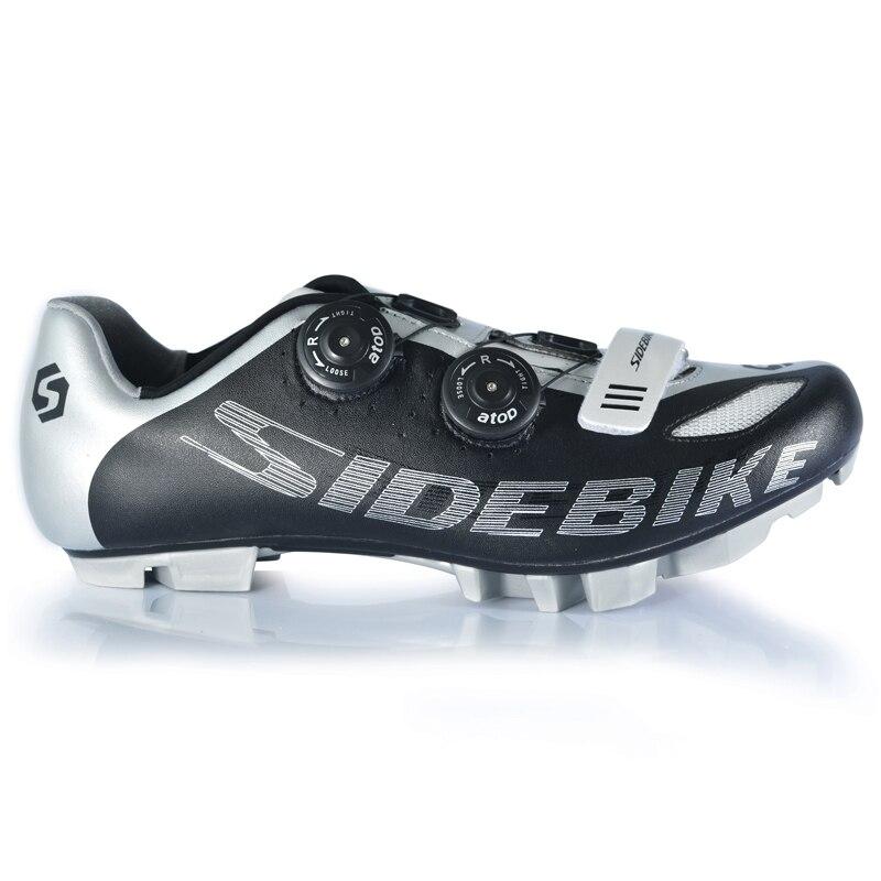Бесплатная доставка 2014 новое Прибытие горячая Продажа Нью MTB велосипед обувь Велоспорт обувь дорога углерода велосипед обувь 40 евро-44 US7.5-12