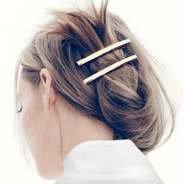 Timlee H122 Free shipping Fashion Hair Accessary Breif Long Barrettes Grace Fashion Hair Clips