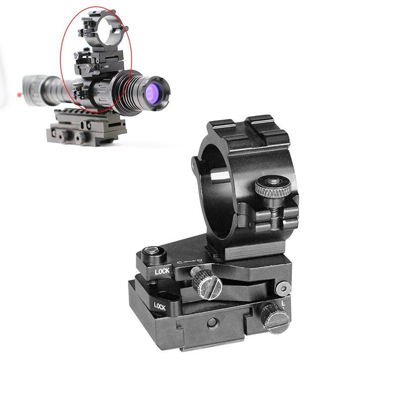 Supports de portée pour Ar 15 convient pour 20mm Picatinny tisserand Rails 30 mm et 25.4mm/1 pouce corps Tube carabine Scopes ak 47 accessoires