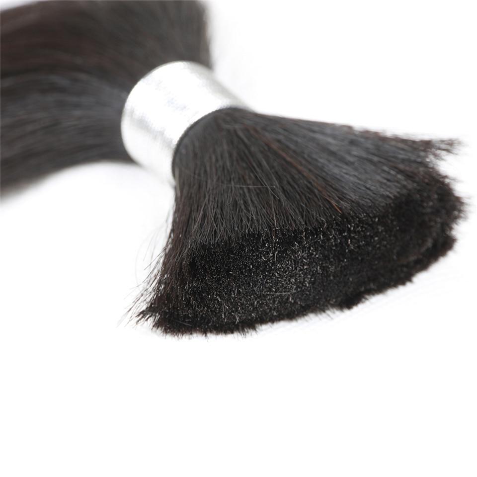 Sleek Hair Pre-Colored Remy Brazilian Straight Human Hair Bulk For Braiding Free Shipping 4 Bundles Human Hair Crochet Weave