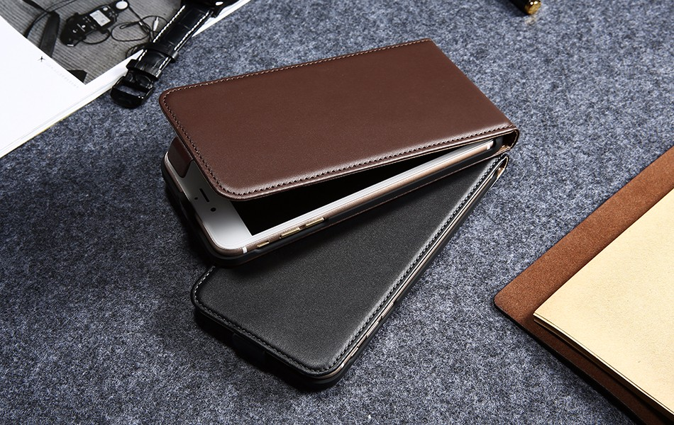 Genuine Leather Case For Iphone 7Plus Iphone 7 Cases Cover 1 (3)