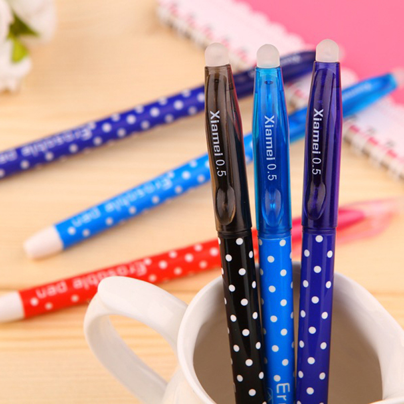 New Ball Point Pens For Office And Students,erasable
