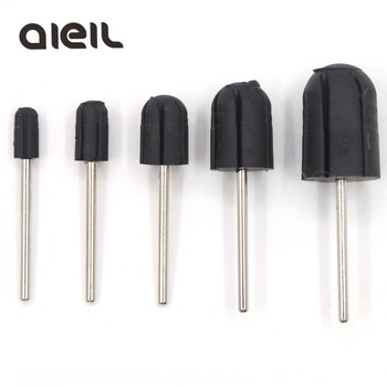 5*11 7*13 10*15 13*19 16*25 Nail Drill Bits Sanding Bands Block Caps Cutters For Manicure Rubber for Pedicure - discount item  40% OFF Nail Art & Tools
