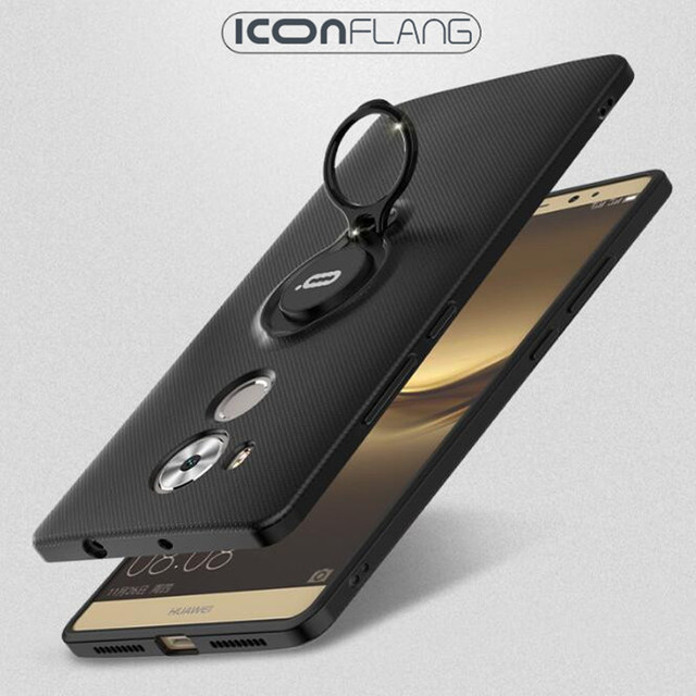 Huawei Mate 8 ring holder cover case for Huawei Ascend Mate 8 TPU PC case ultra thin kickstand cover Quality phone shell