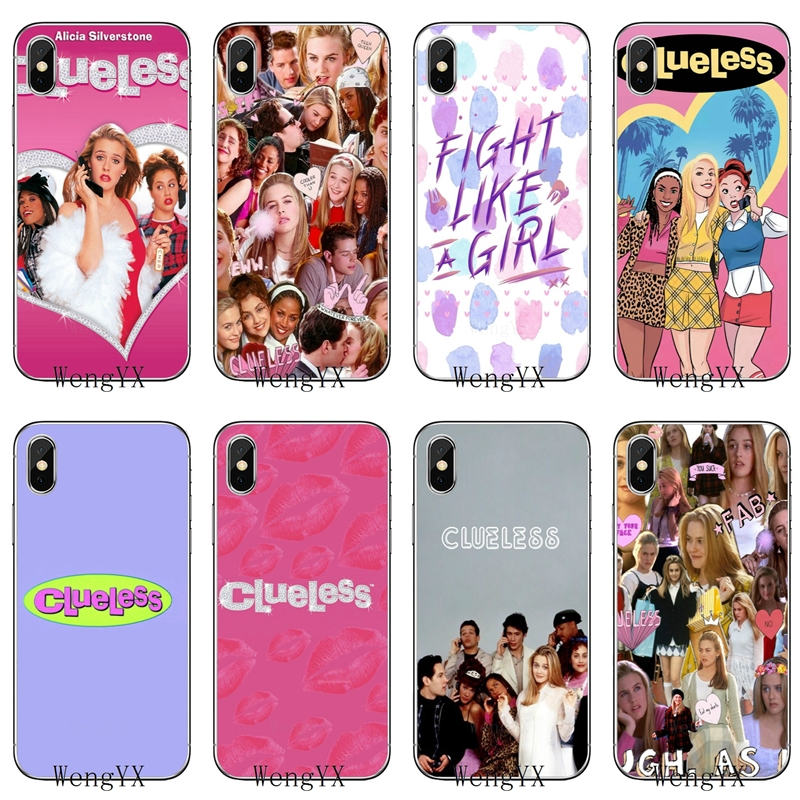 Phone-Cover-Case Apple IPhone Clueless Silicone For 4/4s/5/.. 1995 TPU Slim Soft