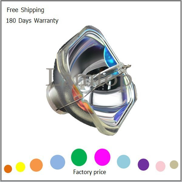 Free shipping Compatible  projector bulb  ELPLP34  Fit for EMP-62 EMP-62C free shipping compatible projector bulb projector lamp elplp34 fit for emp 76c