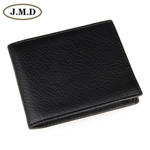 Free Shipping JMD Genuine Cowhide Leather Mini Men Pocketbook Wallets Card Holder Purse Dollar Price  # 8029R 1pc pu leather women wallets dollar price solid credit card holder ladies purse bags new 2016 bic001 pm49