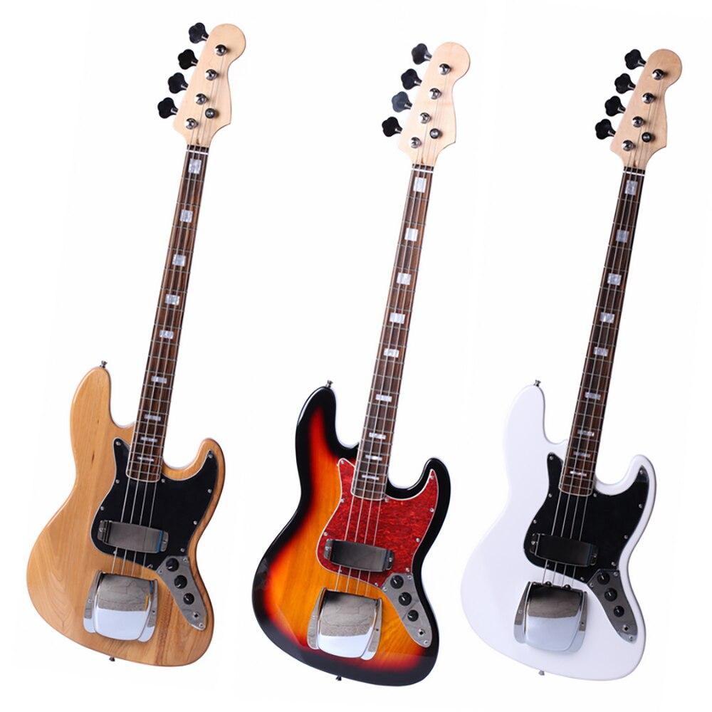 39 Inch jazz class electric bass MX performance type heavy metal electric bass JB class steel cove
