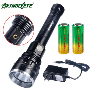Bright Bike Lights   L310 Tactical LED Flashlight Telescopic Flashlight Portable Powerful Practical Super Bright For Hiking And Camping