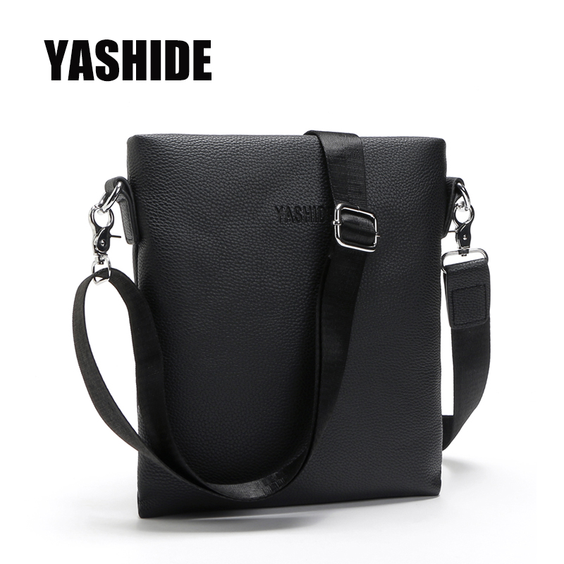 Famous Brand Leather Men Bag Casual Business Leather Mens Messenger Bags Vintage Men's Crossbody Bag Bolsas Male Briefcase Bags polo men shoulder bags famous brand casual business pu leather mens messenger bag vintage men s crossbody bag bolsa male handbag