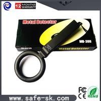 Factory Wholesale Metal Detector Professional High Sensitivity Folding Hand Held Metal Detector Portable Metal Detector