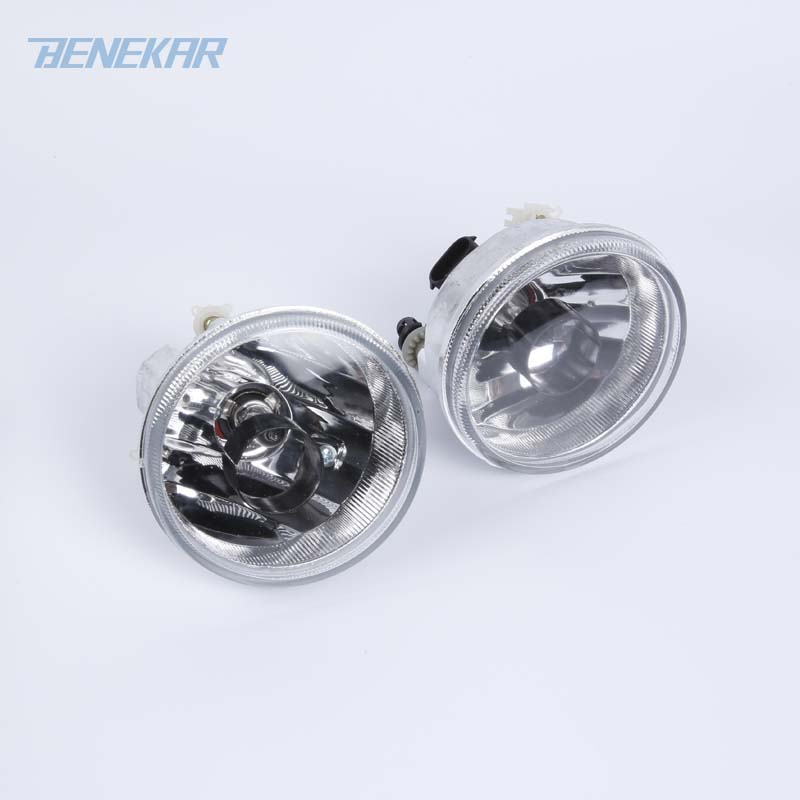 Benekar Pair Front Left Right Fog Light Lamp for SUZUKI Sx4 07 11 Hatchback Aerio 2002