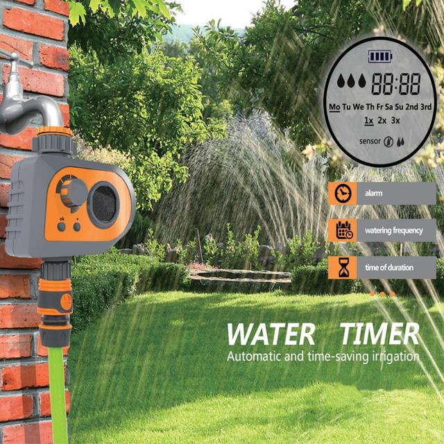 Automatic Electronic Water Timer Irrigation Controller System Garden Watering Timer Home New environmental protection