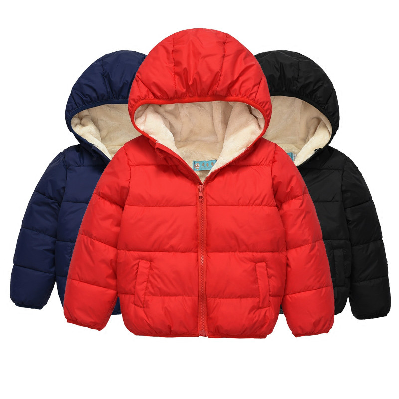 Kids Coats 2017 New Spring Winter Jacket for Boys Children Clothing Hooded Outerwear Baby Boy Parka Jackets Clothes 3 4 5 6 Year boys lamb wool jacket coats winter boy coat children fashion outerwear kids clothes boutique clothing