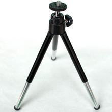 И розничная низкая цена мини напольная подставка штатив хорошее качество серебряный черный цвет для проектора DV камера телефон