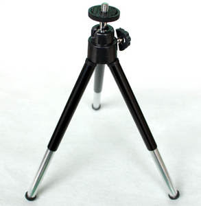 Tripod Projector Floor-Stand Retail Mini for DV Camera Phone Black-Color Good-Quality
