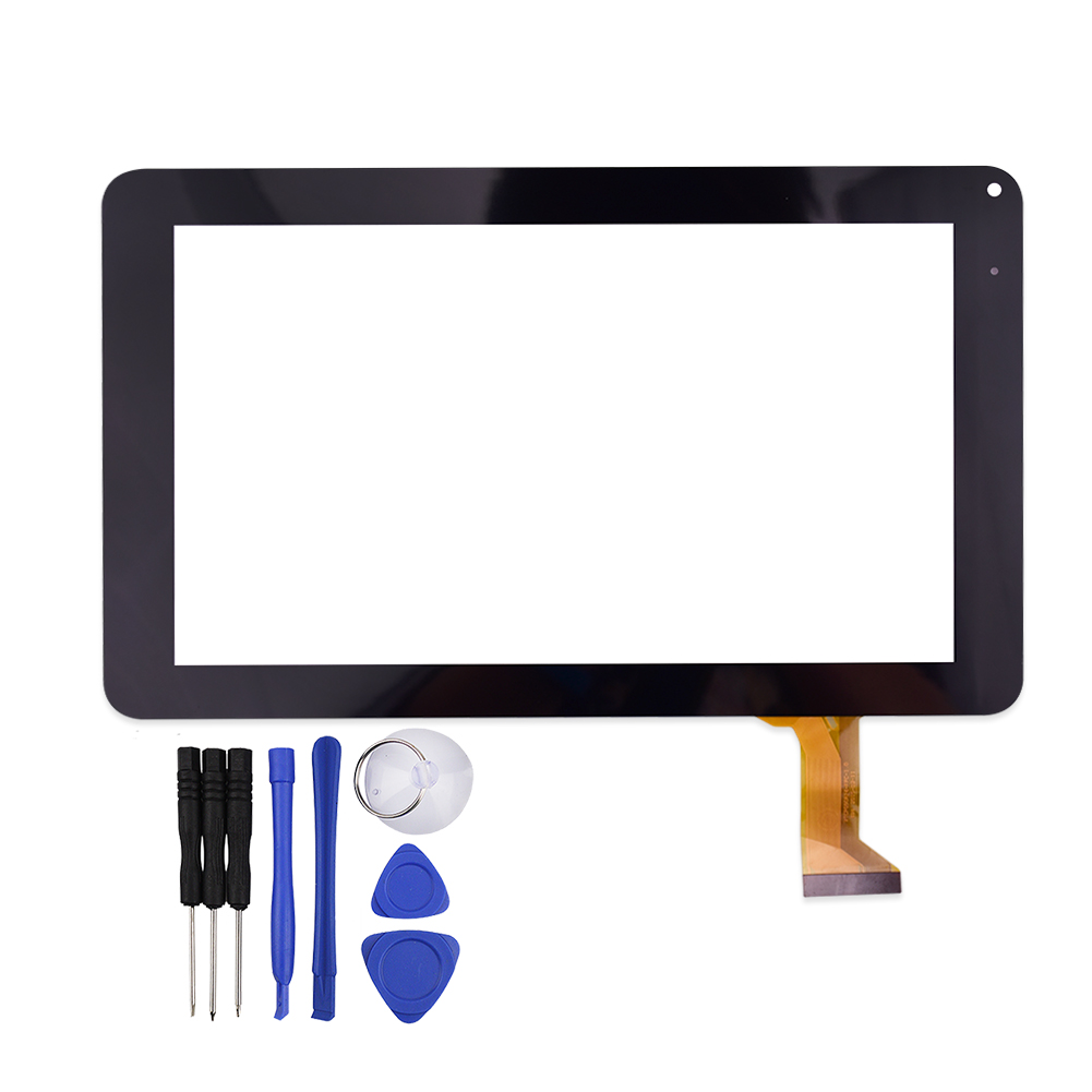 9 inch Touch Screen for  A23 A33 Tablet Digitizer HN-0926A1-FPC080 DH-0926A1-FPC080 Panel Glass Sensor Replacement 9inch touch screen cable dh 0926a1 fpc080 noting size and color