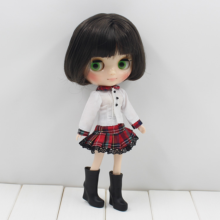 Free shipping Middie blyth Doll 1/8 20cm, doll is selling nude no dress no accessories цена