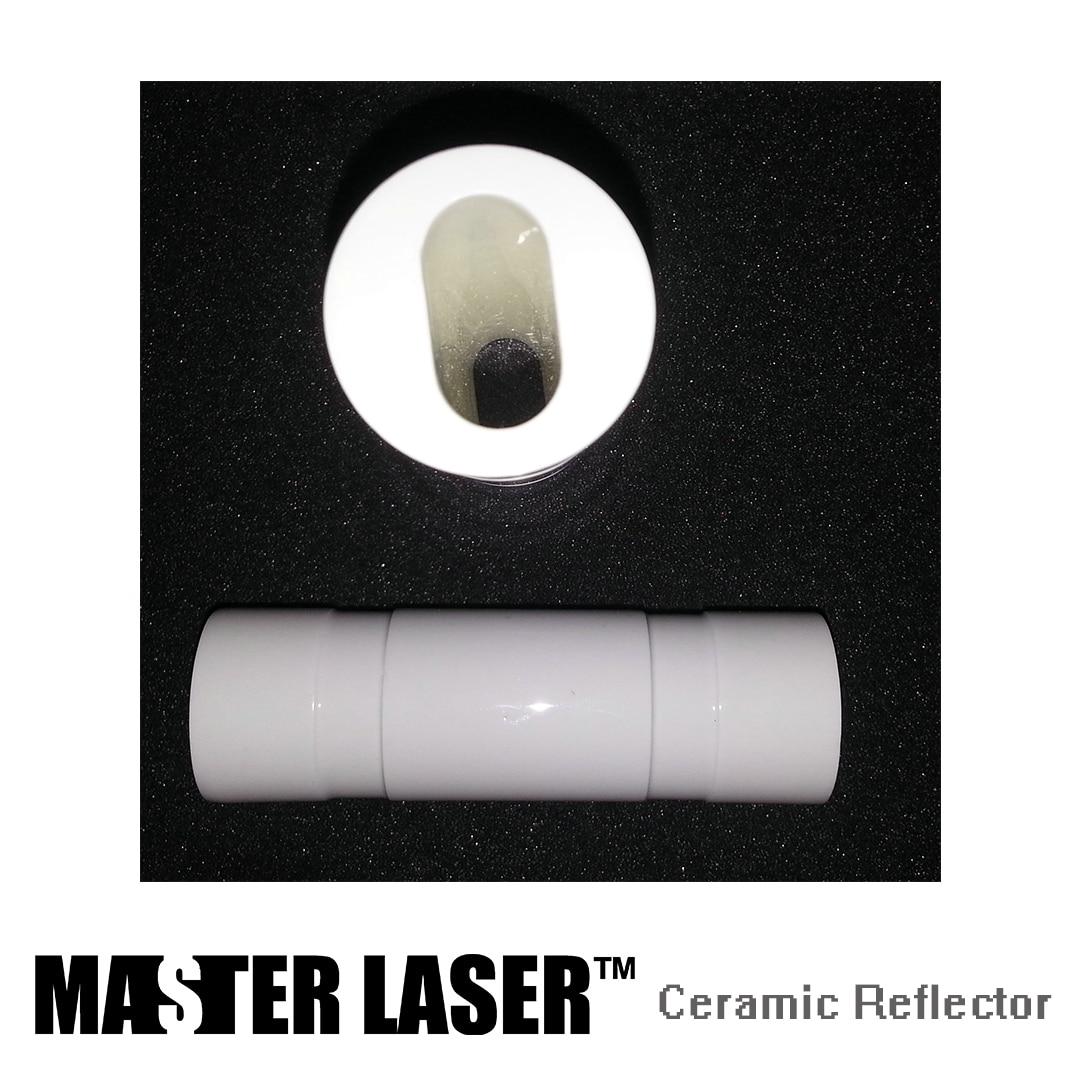 97mm BAB192 (TCT97... BAB349) lámpara única y sola barra de alta potencia de alta reflectividad de Al2O3 cavidad láser Reflector