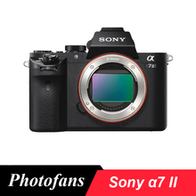 Беззеркальная цифровая камера sony Alpha a7 II(только корпус