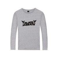 Fall Black Sabbath T Shirt Long Sleeve Cotton Man Women 4xl