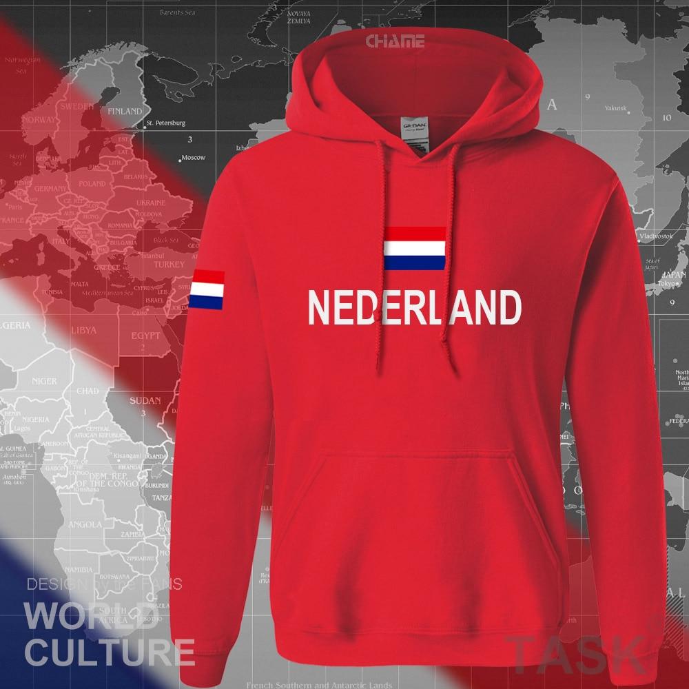Netherlands Nederland 2017 hoodies men sweatshirt sweat new streetwear clothing jerseys tracksuit nation Holland flag Dutch NL 4