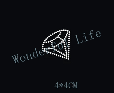 YX Free shipping Wholesale BlingBling Rhinestone Iron On Transfer diamond  sign for Cool Youngers s Cloth 2fa9b454d951
