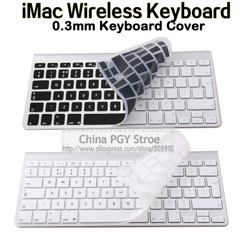 silicone keyboard cover for apple wireless keyboard uk eu layout not for new magic keyboard in. Black Bedroom Furniture Sets. Home Design Ideas