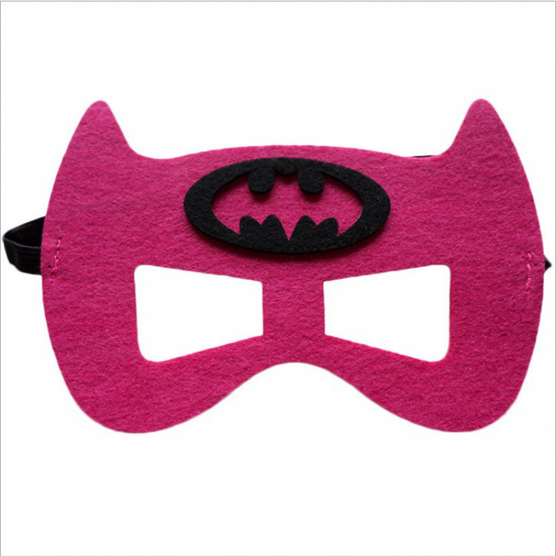 Image 2 - 31pcs Super Hero Masks for Kids Halloween Christmas Birthday  Party Dress up Costume Cosplay Mask Kids Children Party Favor GiftBoys  Costume Accessories