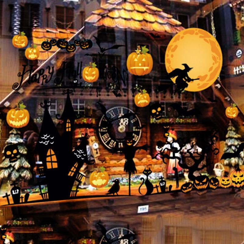 Aliexpress Com Buy Happy Halloween Home Decor DIY Halloween