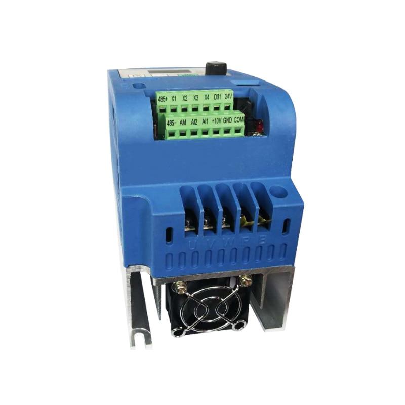 380 V 2.2KW 3HP Drie Fase Input Output Frequentie Converter Omvormer Frequentieregelaar VFD Motor Speed Control 3 Fase - 3