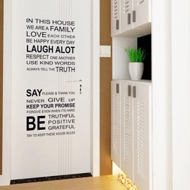 Exceptional Large Letter Stickers For Walls