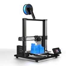 2019 Новая усовершенствованная Анет A8 Высокоточный DIY A8 плюс 3D-принтеры самостоятельной сборки 300*300*350 мм Алюминий сплава рама подвижные ЖК-дисплей