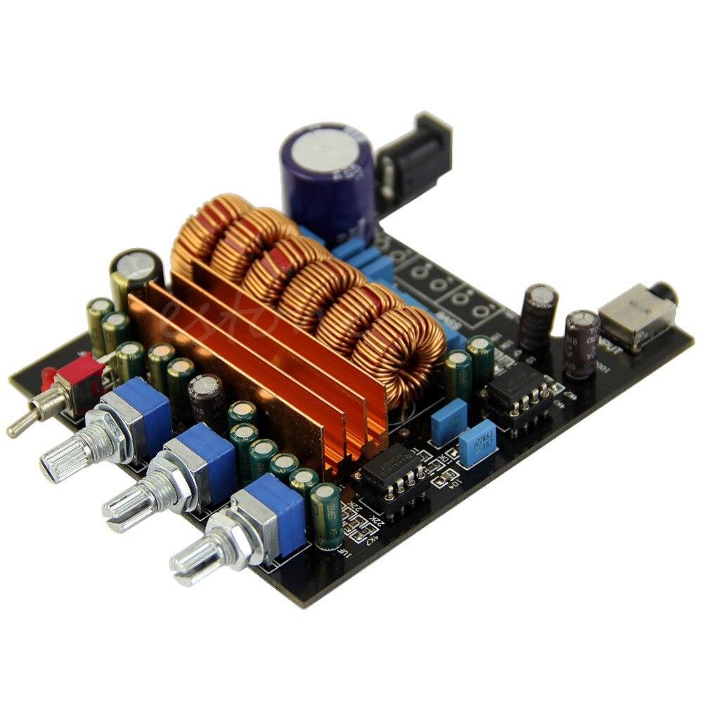 50w 100w Tpa3116 High Power 21 Hifi Digital Subwoofer Amplifier Verst Board Amplifiers